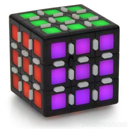Световой кубик Рубика