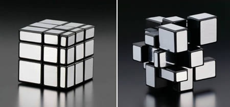 Кубик Рубика 2.0 (Зеркальный кубик)