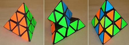 Пирамида Рубика