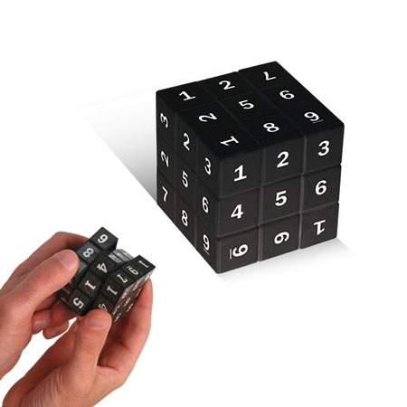 Кубик Рубика - судоку