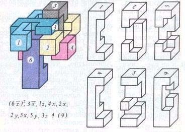 Рис. 5 Суперузел Д.Вакарелова сложности 9