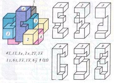 Рис. 6 Суперузел Д. Вакарелова сложности 11