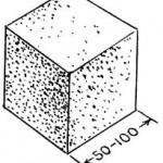 Поролоновый куб