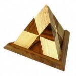 Пирамидка не из шариков