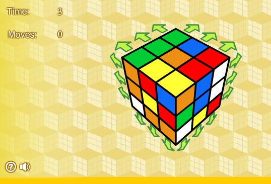 Кубик Рубика онлайн.