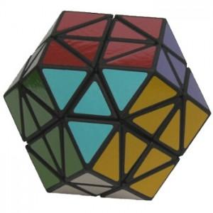 Радужный кубик