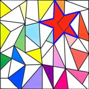 Найти звезду - решение