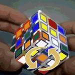 кубик Рубика и дополнительная реальность